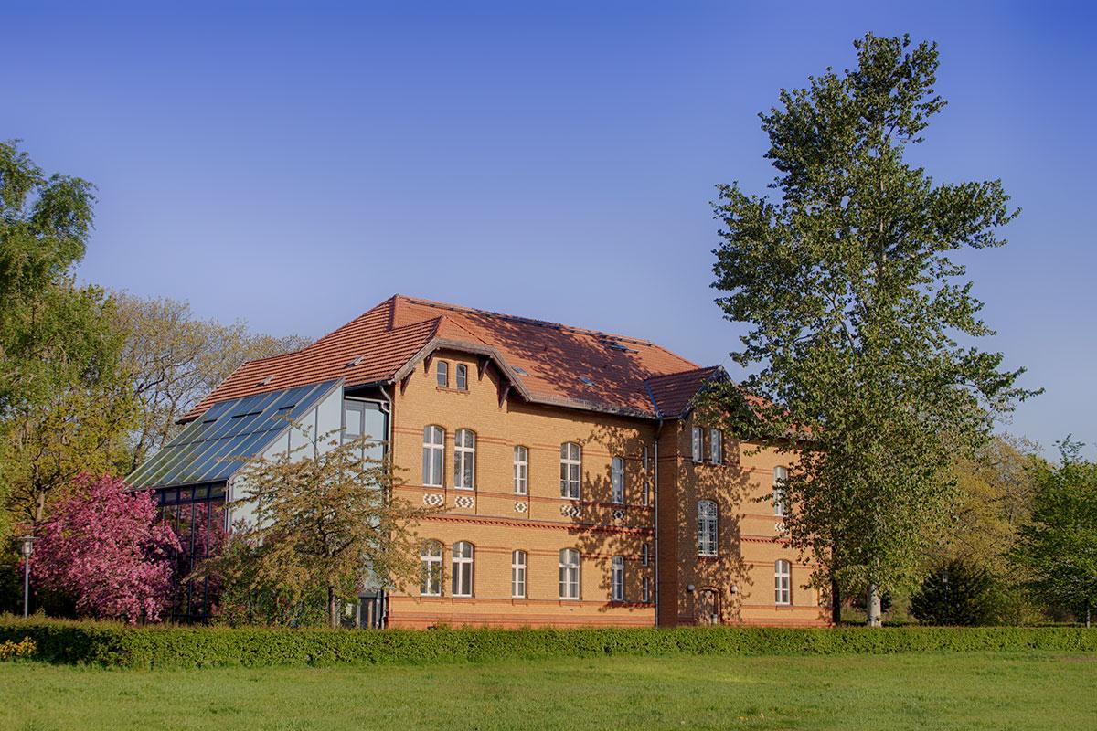 Gäste- Bettenhaus